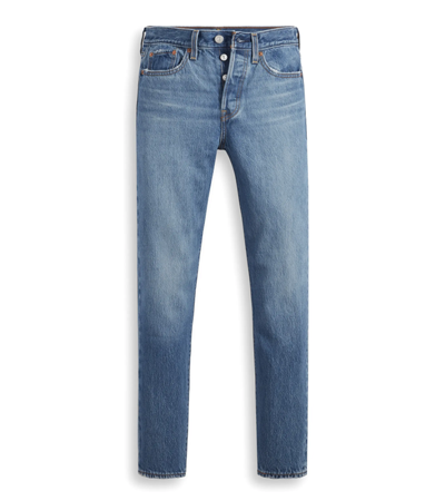 Rigid denim womens jeans 100% cotton