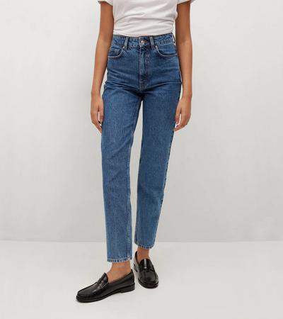 100 percent cotton skinny mom jeans