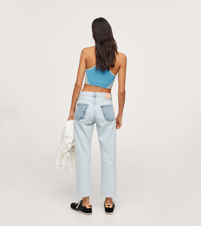 Cute mom jeans without spandex