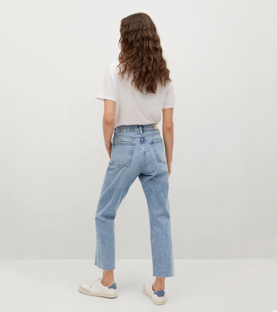 High quality jeans with no stretch