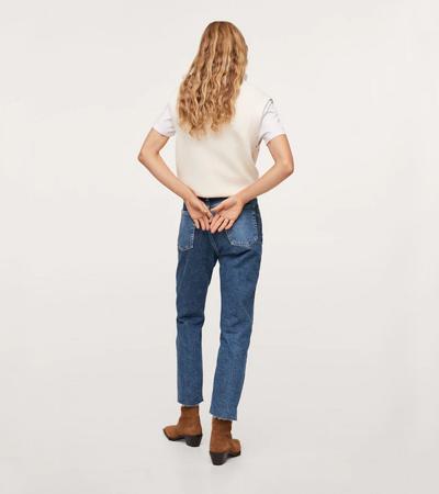True denim jeans in 100% cotton