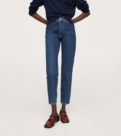 Mom 100% cotton jeans