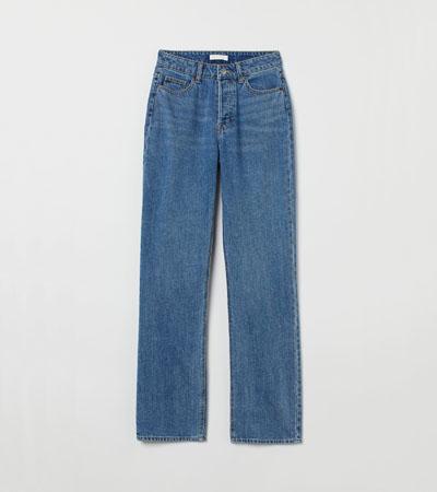 Rigid jeans no spandex
